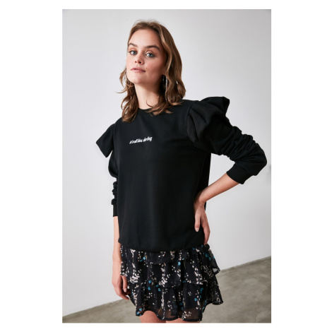 Dámský svetr Trendyol Printed