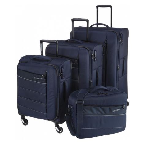 Cestovní kufry set 4ks Travelite Kite S,M,L,B