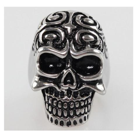 prsten Skull - NS037