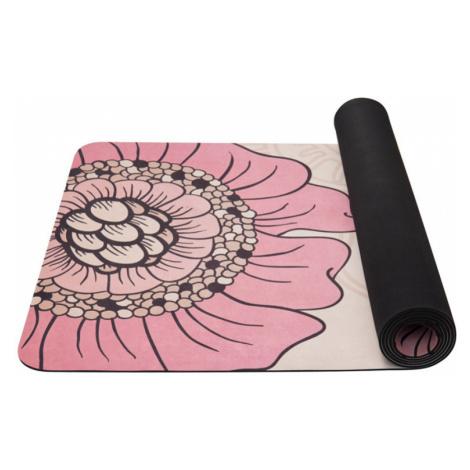 Podložka na jógu Yate Yoga Mat 1850x680x4 mm vzor F béžová