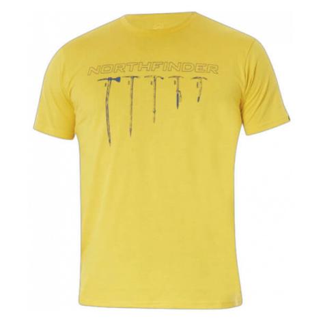 Northfinder Benjil pánské tričko