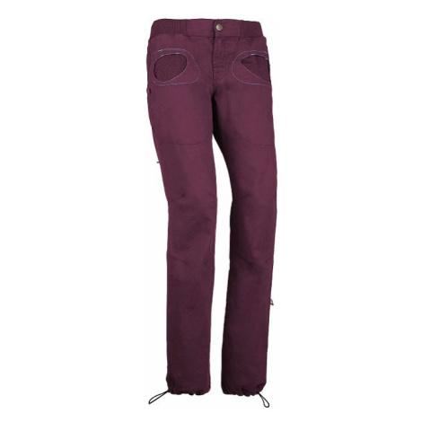 E9 kalhoty dámské Onda Slim2 - W20, fialová