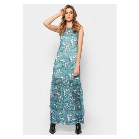 Guess dámské letní barevné šaty