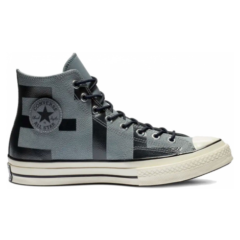 Converse Chuck 70 GORE-TEX Leather High Top šedé 163227C