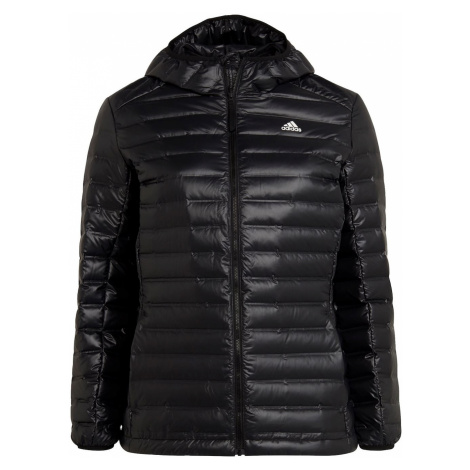 Adidas Varilite Down Hooded Insulation Jacket (Plus Size)