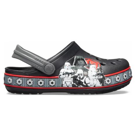 Crocs CrocsFL Empire Band Clg K Black C6