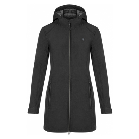 LOAP LYDIE Dámský softshellový kabát SFW1917V24XT Tap Shoe Melange / Gray