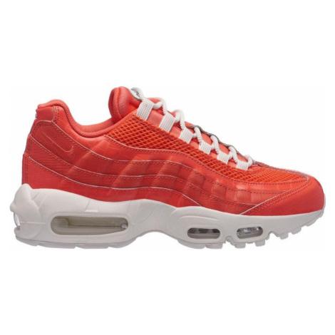 Dámská obuv Nike Air MaX 95 PRM Červená / Bílá