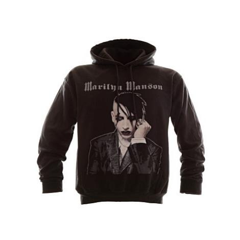Mikina Marilyn Manson černá