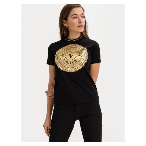 Triko Versace Jeans Couture Černá