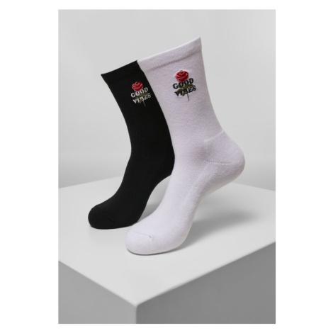 Good Vibes Socks 2-Pack Mister Tee