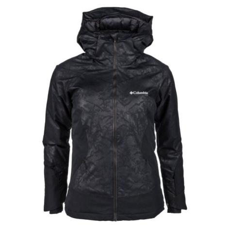 Columbia VELOCA VIXEN JACKET černá - Dámská zimní bunda