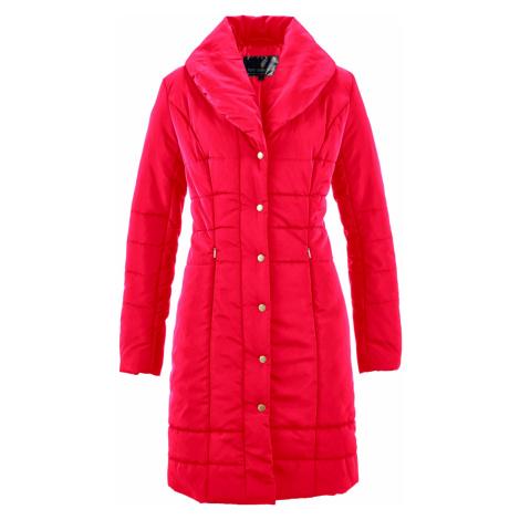 Krátký prošívaný kabát