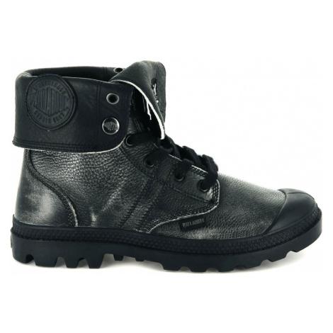Palladium Boots Pallabrouse Baggy L2 Leather černé 93080-091-M