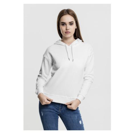 Ladies Hoody - white Urban Classics