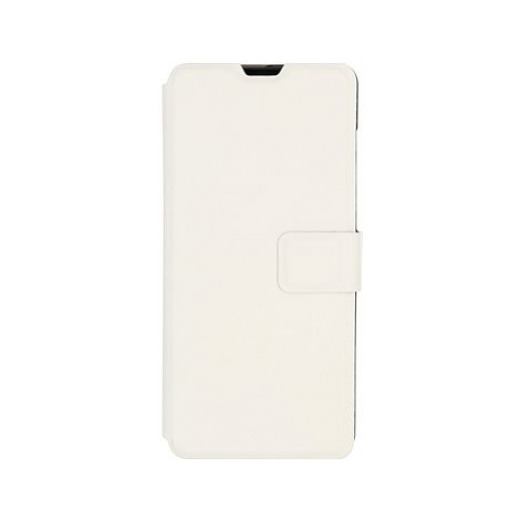 iWill Book PU Leather Case pro Samsung Galaxy A41 White