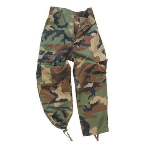 Dětské kalhoty US BDU Mil-Tec® - woodland Mil-Tec(Sturm Handels)
