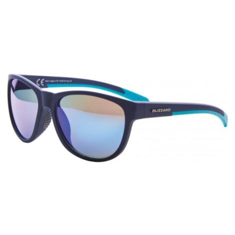 Blizzard PCSF701140 tmavě modrá - Dámské sluneční brýle