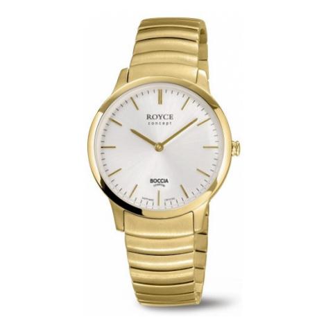 BOCCIA 3321-02, Dámské náramkové hodinky Boccia Titanium