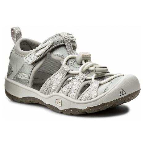 Sandály KEEN - Moxie Sandal 1018363 Silver