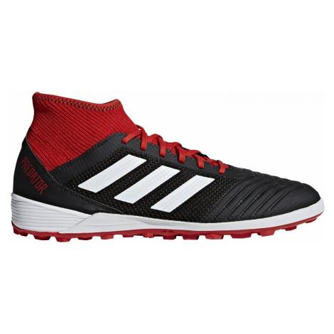 Kopačky Adidas Predator Tango 18.3 TF Černá / Červená