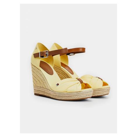 Sandále Tommy Hilfiger Žlutá