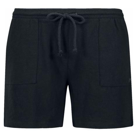 Stitch and Soul Dámske šortky Dámské šortky černá