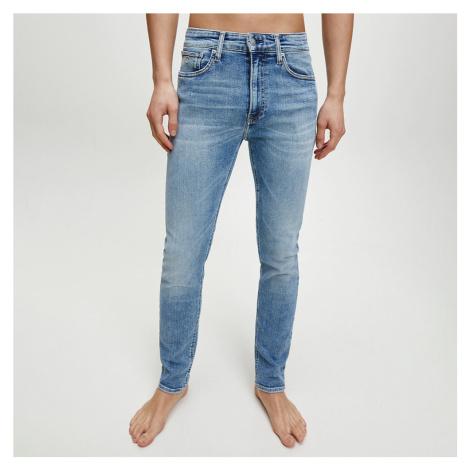 Calvin Klein pánské modré džíny