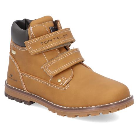 Tom Tailor kotníčkové boty