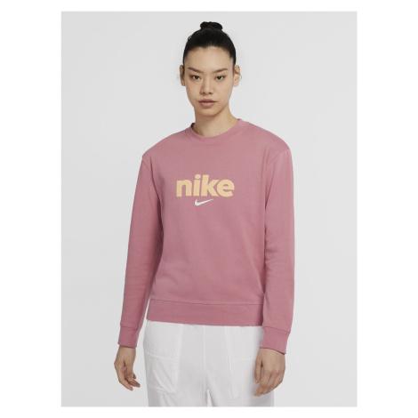 Sportswear Mikina Nike Růžová