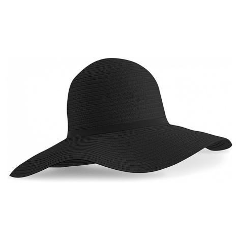 Dámský klobouk Marbella - černý Beechfield