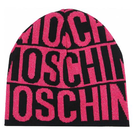 Vlněná čepice - MOSCHINO