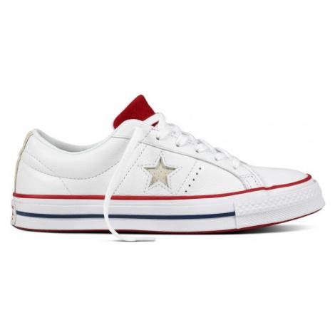 Converse one star - bílá - 315385