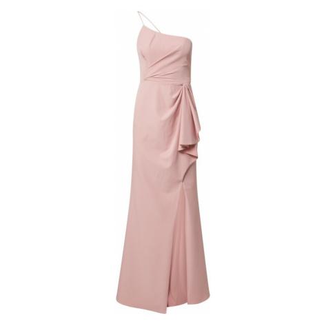 Jarlo Společenské šaty 'MILANA' starorůžová