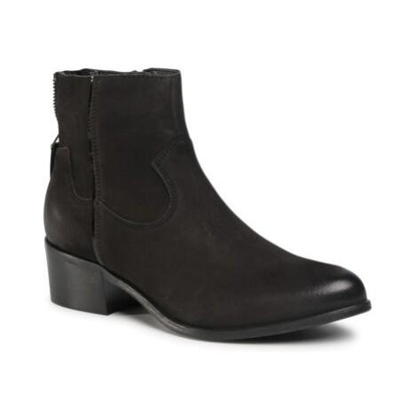 Kotníkové boty Lasocki 1956-03 Přírodní kůže (useň) - Nubuk