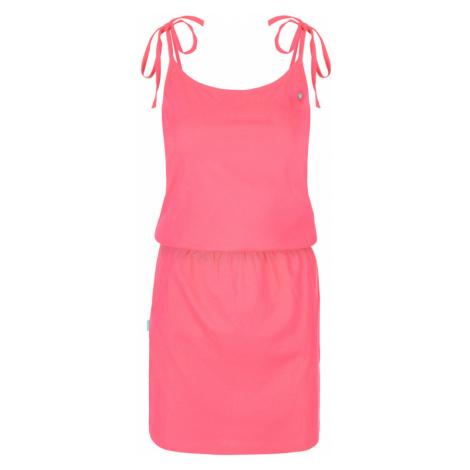 LOAP BEVERLY Dámské šaty CLW2141H32H Růžová
