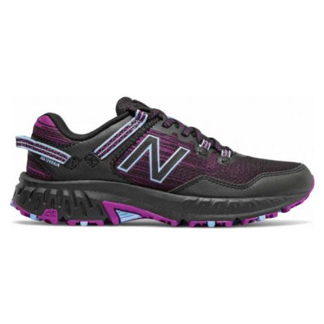 New Balance WT410CM6 černá - Dámská trailová bota