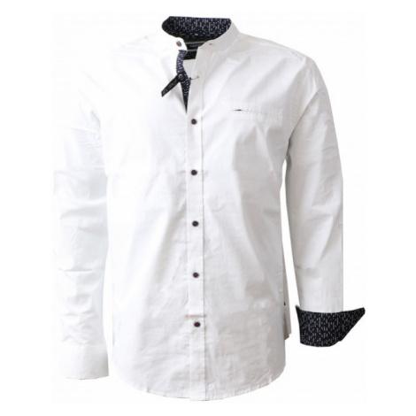 CARISMA košile pánská 8422 dlouhý rukáv slim fit stojatý límeček