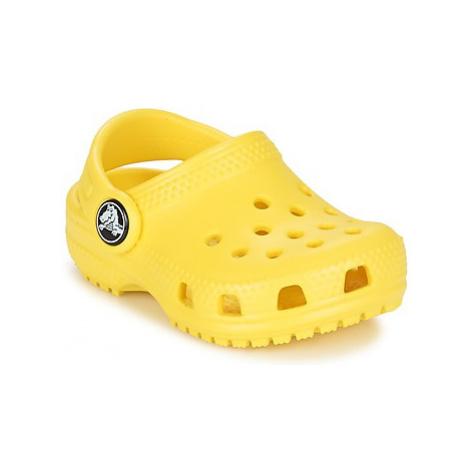Crocs Classic Clog Kids Žlutá