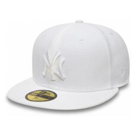 New Era MLB Basic NY Yankees White