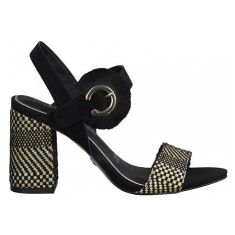 Elegantní sandály na podpatku Cellbes