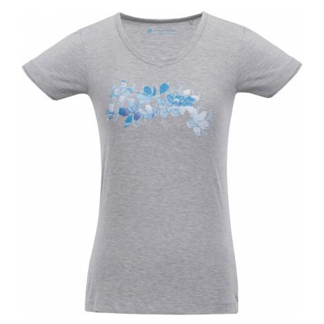 ALPINE PRO LAILA 3 Dámské triko LTSN419773 šedá