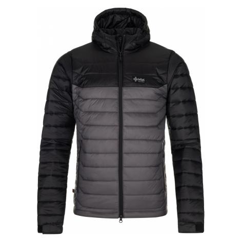 KILPI Pánská zimní bunda SMITHERS-M NM0004KIBLK Černá