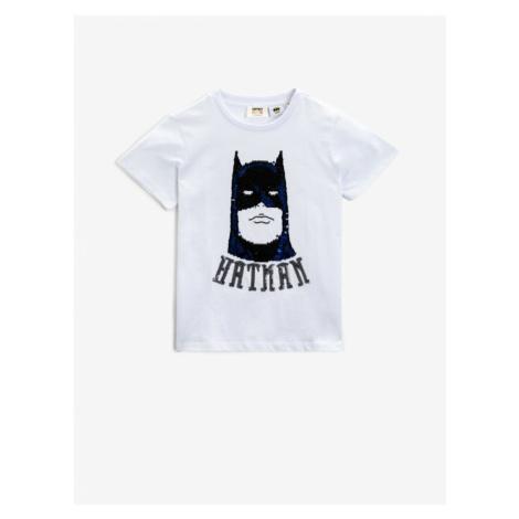 Koton Boy Batman Licensed Printed T-Shirt