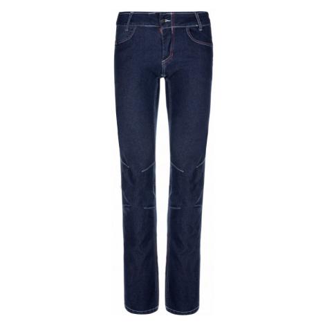Kilpi Dámské outdoorové kalhooty Danny tmavě modrá