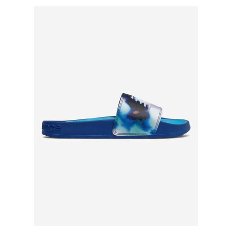 200 Pantofle New Balance Modrá