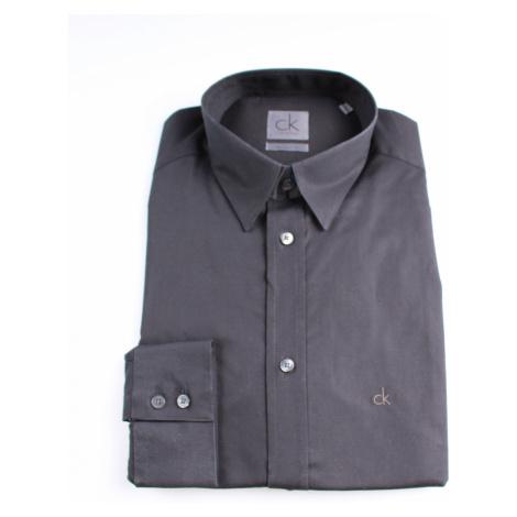 Calvin Klein pánská černá košile