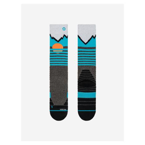 Dawn Patrol Ponožky Stance Modrá