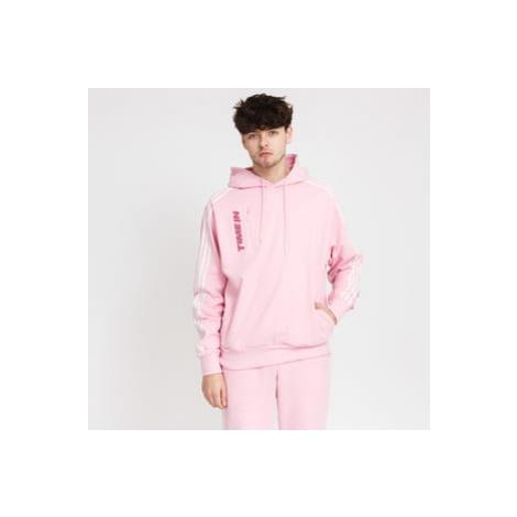 adidas Originals Ninja Hoodie světle růžová