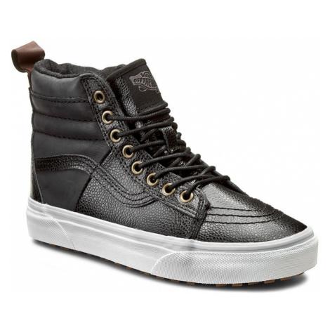 Vans Sk8-Hi dámské boty černé